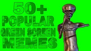 50+ Popular Green Screen Meme Effects | #2 (Free To Use) + Download