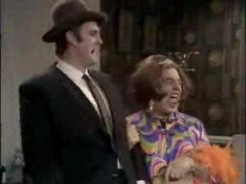 Monty Python - The Visitors