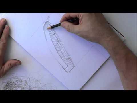 Perspektivisch zeichnen lernen
