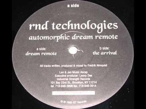 R.N.D. Technologies - Dream Remote  - A side