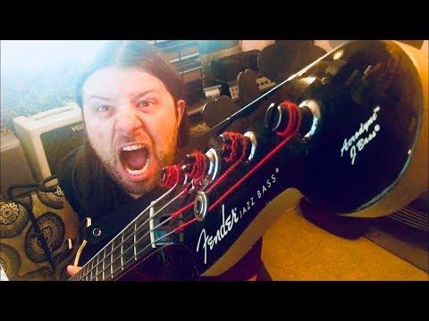 How I UPGRADED My Fender Aerodyne Jazz Bass   ESSENTIAL MODS