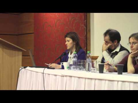 Darina Zaimova - Reviving co-op tradition in the post-socialist Balkan countries