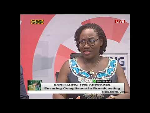 Talking Point: Sanitising Ghana's airwaves