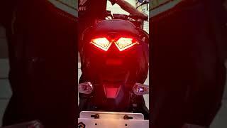 [台南禾易]YAMAHA FORCE 安裝 W2-鋼戰鐵金剛尾燈