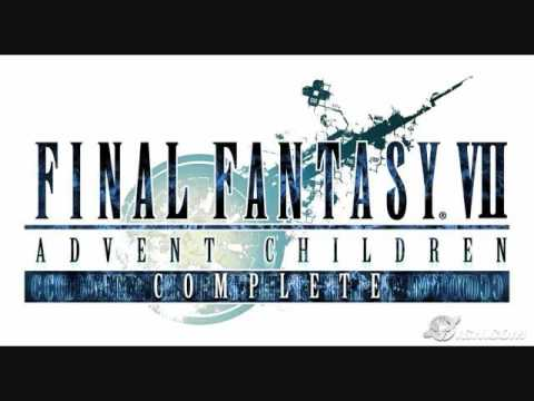 Final Fantasy Vii Advent Children Complete Ost Advent One Winged