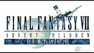 Final Fantasy VII Advent Children Complete OST - Advent One-Winged Angel