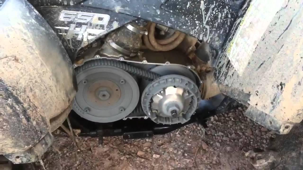 Help    My ATV won't go in gear | Arctic Cat Forum