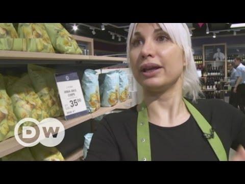 Dänemark: Essen gehört nicht in den Müll   DW Deutsch