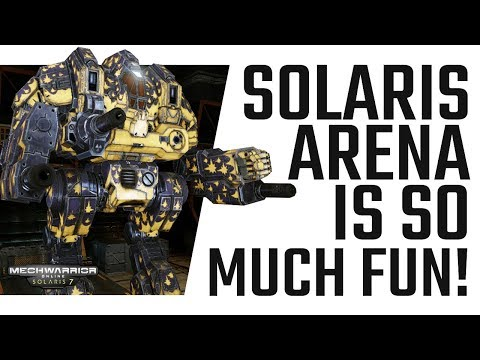 Solaris 7 is SO amazing! I love it!  Also Cataphract build :D Mechwarrior Online The Daily Dose 488