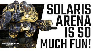 Solaris 7 is SO amazing! I love it!  Also Cataphract build :D Mechwarrior Online The Daily Dose #488