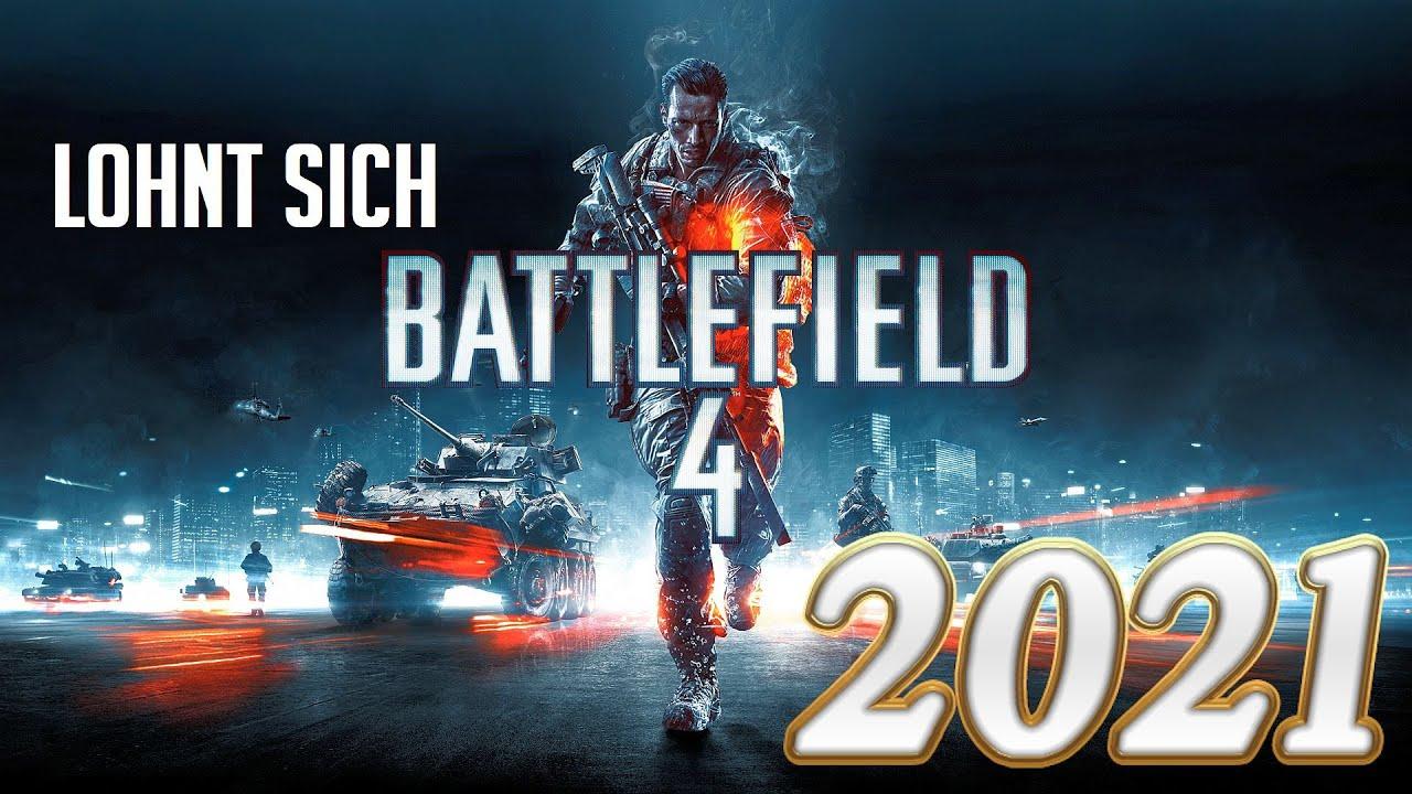 Lohnt sich Battlefield 4 noch in 2021??? | Der perfekte Lückenfüller bis zum 2042 Release!!!