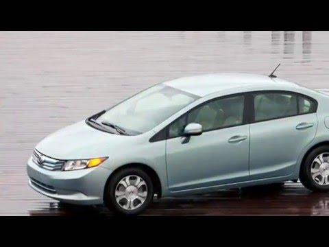 2017 Honda Civic Hybrid Elegant Cars