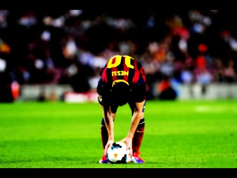 Lionel Messi ● Top 10 free kick goals