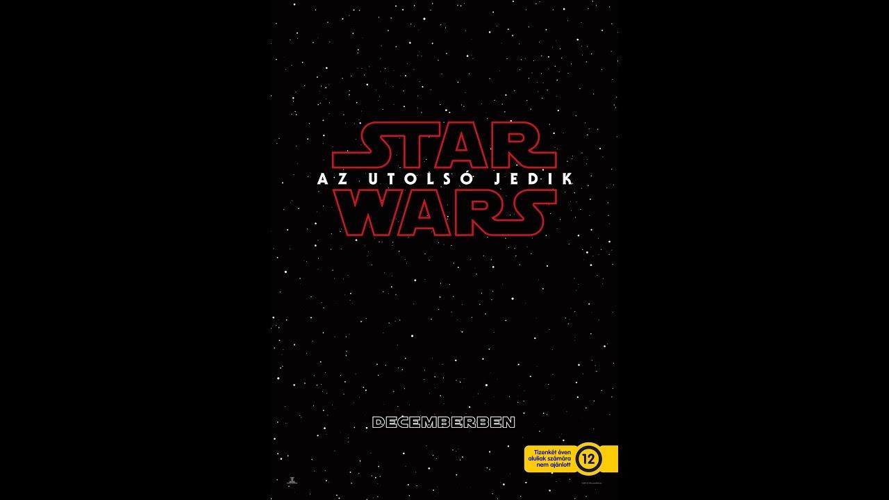Star Wars: Az utolsó Jedik (12) - hivatalos szinkronizált előzetes #1
