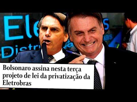 bolsonaro-era-contra-privatização-da-eletrobrás-e-criticava-liberais-antes-das-eleições