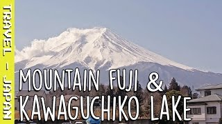 Tokyo Rail Days Trip - MOUNT FUJI!, Japan!