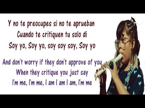 Bomba Estéreo - Soy Yo Lyrics English and Spanish - Translation & Meaning - I am me