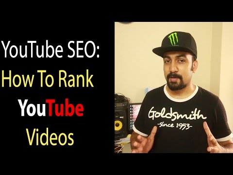 YouTube SEO: How To Rank Youtube Videos On First Page Very Quickly 2017 [Top Ranking Factors]