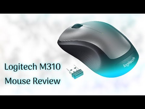 BEST BUDGET WIRELESS MOUSE?! Logitech M310 Wireless Mouse