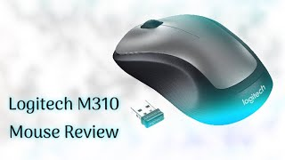 logitech M310 review!