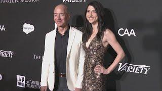 Jeff Bezos' Billion Dollar Divorce: What's at Stake?