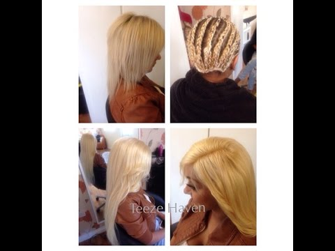 White girls get weave and lace closure for the first time youtube white girls get weave and lace closure for the first time pmusecretfo Image collections