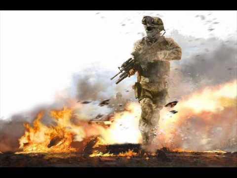 Call Of Duty Modern Warfare 2 US Army Rangers  Spawn Sound
