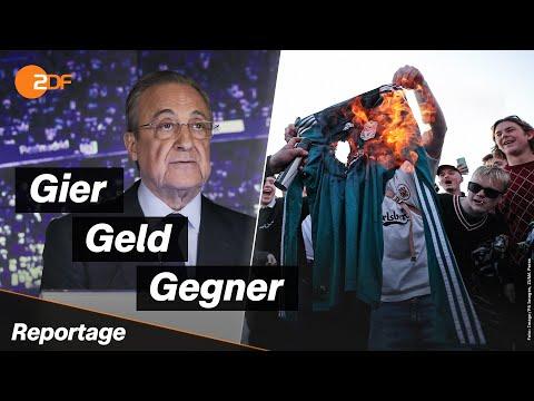 Super League und CL-Reform: Wie sich der Fußball kaputt macht | SPORTreportage – ZDF