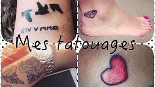 Tout sur mes tatouages : signification ? comment entretenir ? douleur ou pas ?