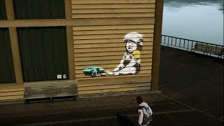 inFamous Second Son: All Good Karma Stencil Art Locations