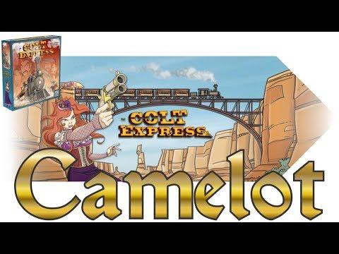 Colt Express Gameplay Virtual