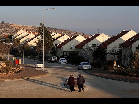 Izraelio parlamentas įteisino nausėdijas palestiniečių žemėse