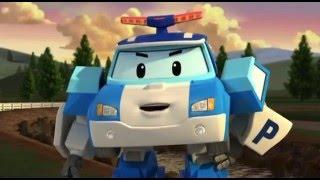 Робокар Поли - Трансформеры - Техосмотр ( мультфильм 05)