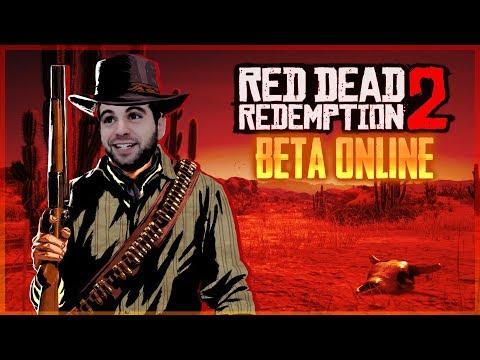 RED DEAD ONLINE BETA thumbnail