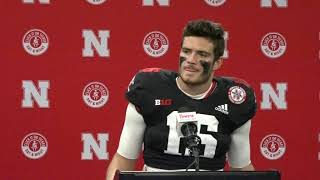 HOL HD: Noah Vedral Indiana Post Game Comments