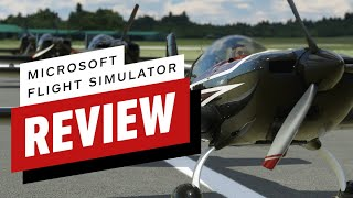 Microsoft Flight Simulator Review (Video Game Video Review)