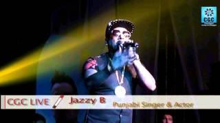 CGC Jhanjeri I Jazzy B Live Concert