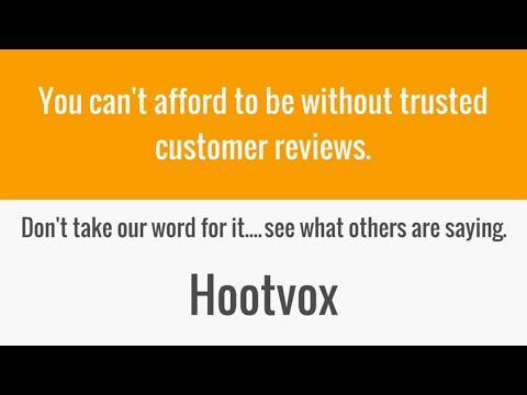 You can't afford to be without trusted reviews.