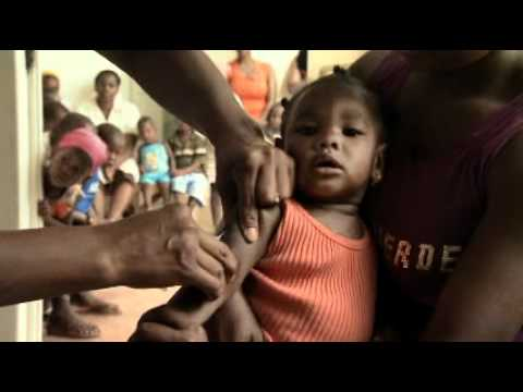 tv commercial Unicef Vaccination Campaign