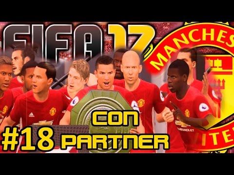 fifa-17-manchester-united-modo-carrera-#18- -fa-community-shield-y-supercopa-de-europa- -con-partner