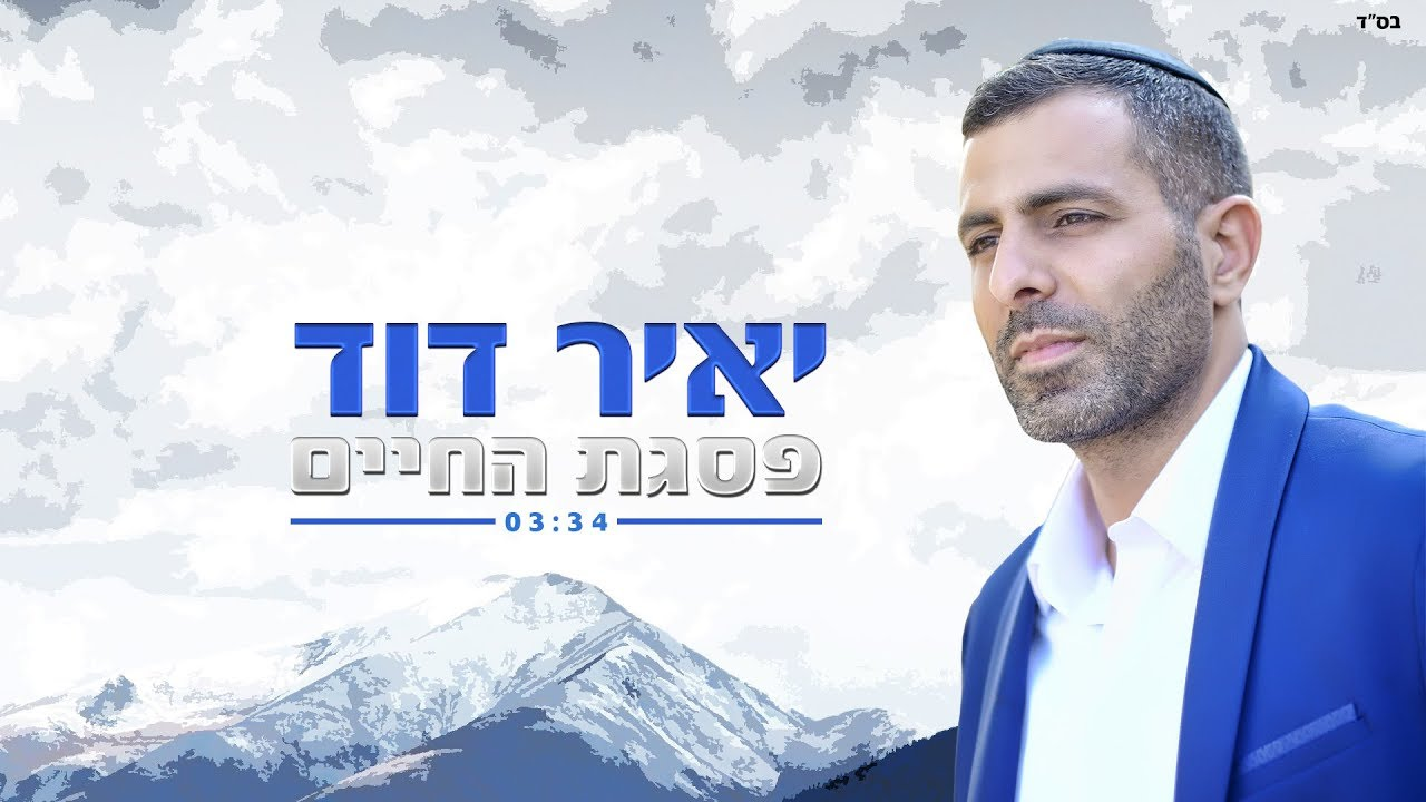 יאיר דוד פסגת החיים | Yair David Summit Of Life - Pisgat HaHaim