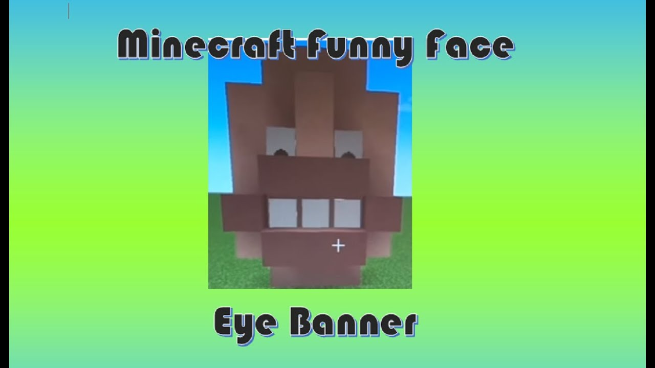 How To Make An Eye Banner - EPIC