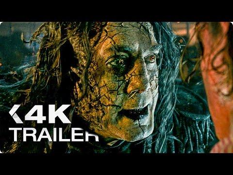 трейлер 2017 - PIRATES OF THE CARIBBEAN 5 Trailer (2017)