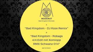 Moderat - Bad Kingdom (Dj Koze Remix)