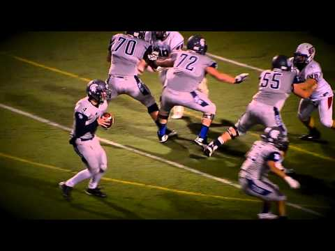 Spartan Football: Case Western Reserve University vs. Washington & Jefferson College Highlights