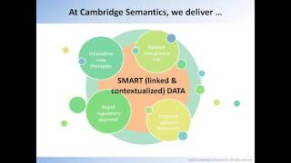 Smart Data Lakes for the Life Sciences