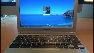 Setup: Samsung Chromebook (XE303C12 A01US)