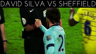 david silva vs sheffield wednesday h 2014 2015 fa cup hd