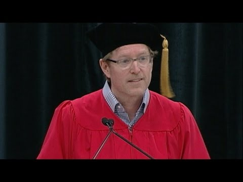 Andrew Stanton - College of Fine Arts Convocation Speaker 2015 ...