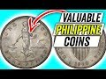 SUPER RARE PHILIPPINE PESO COINS WORTH MONEY - INTERNATIONAL WORLD COINS